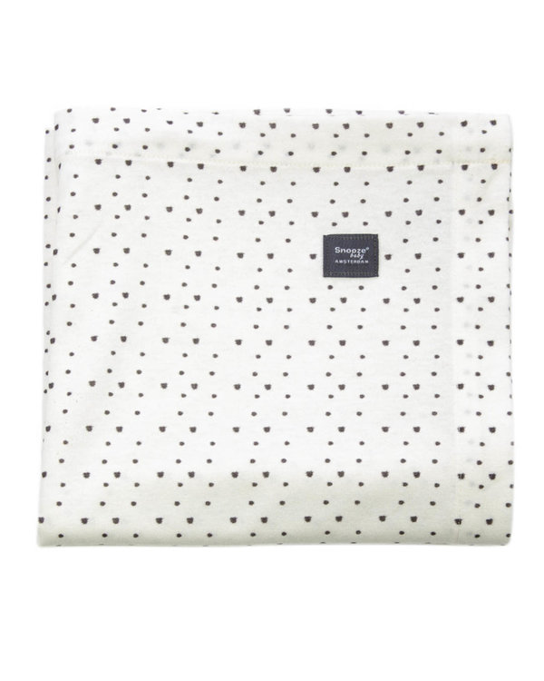 2-pack: Fitted Sheet Bumble 60x120cm