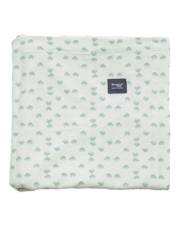 2-pack: Swaddle Gray Mist + Bumble 80x80cm