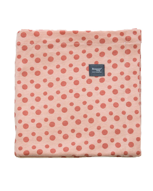 2-pack: Swaddle Dusty Rose + Bumble 120x120cm