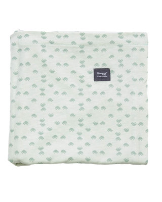 2-pack: Swaddle Gray Mist + Bumble 120x120cm