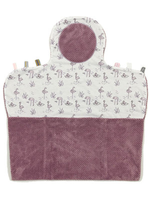 luierverkleedmat (Easy Changing) Soft Mauve
