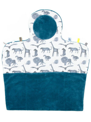 Changing pad Easy Changing (50 x 70cm) Storm Blue