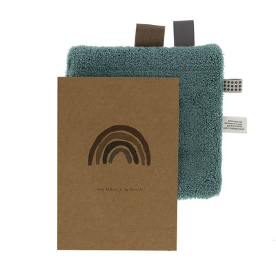 Giftcard set + gift Smokey Green
