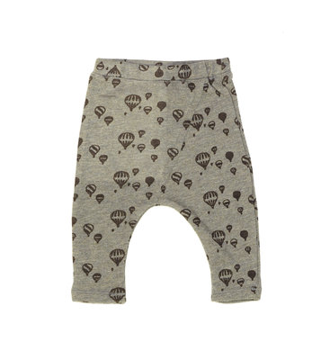 baggy pants  - colour: Taupe balloon SS22