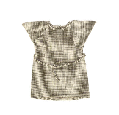 dress for angels - colour: Brown square SS22
