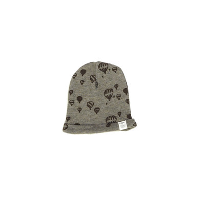 comfortable hat  - colour: Taupe balloon SS22
