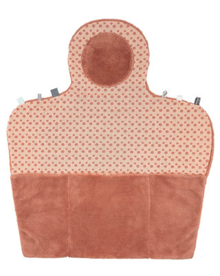 Changing pad Easy Changing (50 x 70cm) Dusty Rose