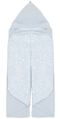 Wrap Blanket Trendy Wrapping (90 x 110cm) Cloudy Blue